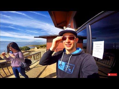 Музей Канатной дороги в Сан-Франциско и водохранилище Сан-Луис!