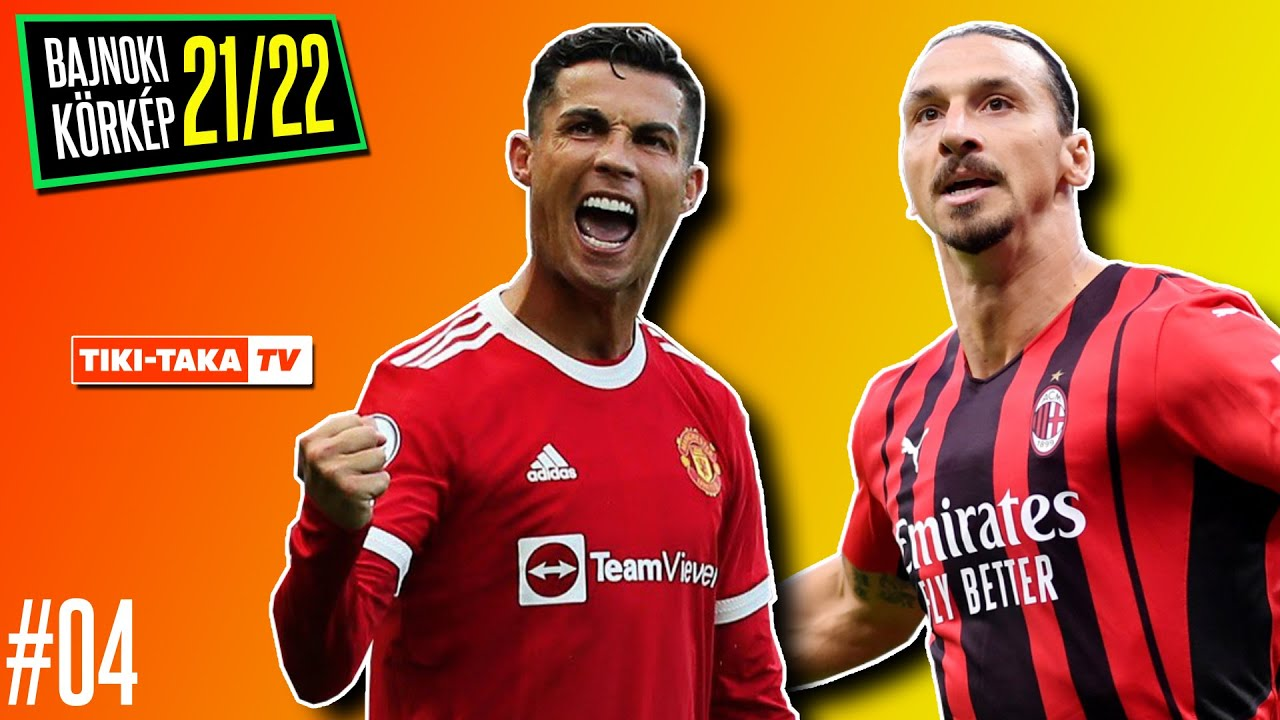 Álomszerűre sikerült Ronaldo visszatérése az MU-hoz! Ibrahimovic 39 évesen is elnyűhetetlen!