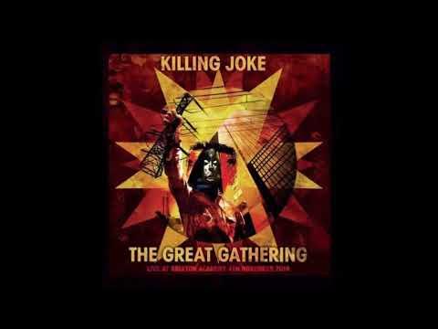 Killing Joke - Pssyche live