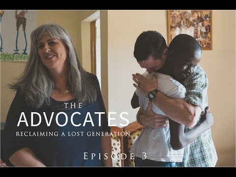 The Advocates, an orphan care travel show. Episode 3 - Burkina Faso, Charlie's Adoption!