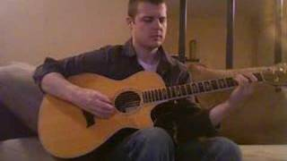 Dave Matthews Diggin a Ditch Acoustic Solo Cover
