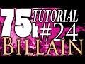 75k Tutorial 24: livu and Billain