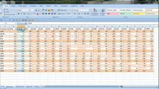 Excel VLOOKUP to Calculate Distances using Latitude & Longitude, by Crystal (cc) VLOOKUP Week