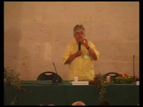 J. Bousquet, conférence, partie 1, saintes 2008
