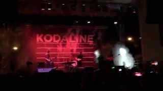 Coming Alive | KODALINE LIVE 2015 - Singapore