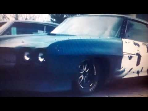 BIG CHIEF (NEW CAR ) GTO BACK TO STEEL