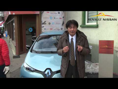 Davos 2015 Buzz: Alliance Executive Vice President Yamaguchi on the future of EVs