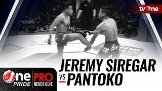 [HD] Jeremy Siregar vs Pantoko - One Pride Pro Never Quit #18