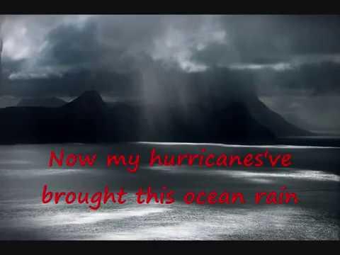 Echo & the Bunnymen -  Ocean Rain with lyrics