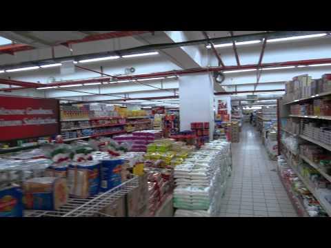 Supermarket in Malaysia, Langkawi, Kuah Town