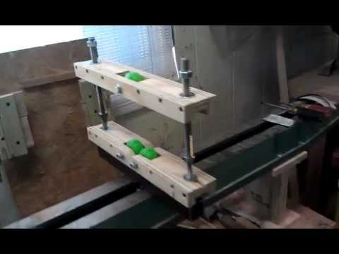 DIY Lathe Steady Rest
