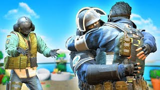 TOP 50 FUNNIEST & EPIC Rainbow Six Siege Moments! #5