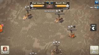 Clash of Clans | POTLUCK MATCHUP VS. REDDIT MIST | PUB War #267