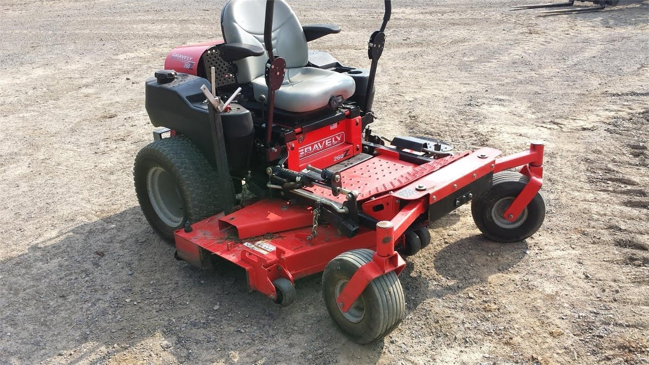maxresdefault 2006 gravely 260z lawn mower youtube gravely 260z wiring diagram at reclaimingppi.co