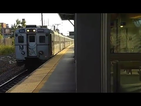 Exhilaration on the Jersey Avenue Express!