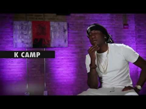 """K Camp - My Biggest """"Fuck This Sh*t"""" Moment (247HH Exclusive)"""