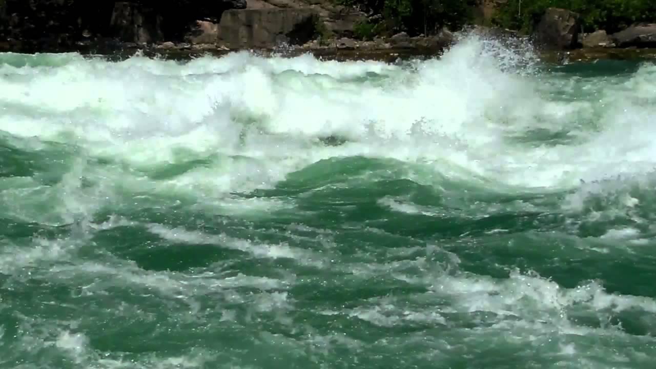 White Water Walk Class 6 Rapids  YouTube