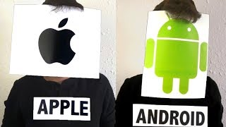 Gambar cover If Apple and Android Had A Rap Battle..