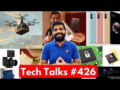 Tech Talks #426 - Redmi Note 5 Pro, 2Gbps MODEM, Mi TV 4, S9 Animoji, Chrome Ad Blocker, Nokia 9