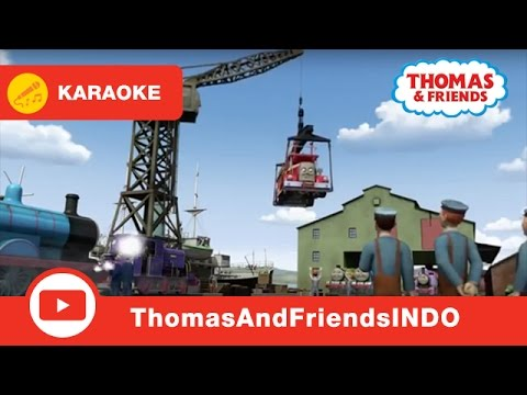 Thomas And Friends Indonesia Theme Song: Day Of The Diesels