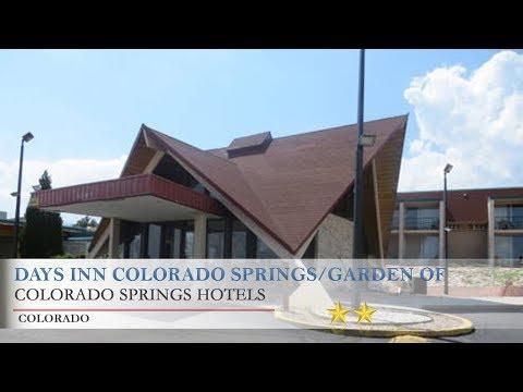 Days Inn Colorado Springs/Garden of the Gods - Colorado Springs Hotels, Colorado