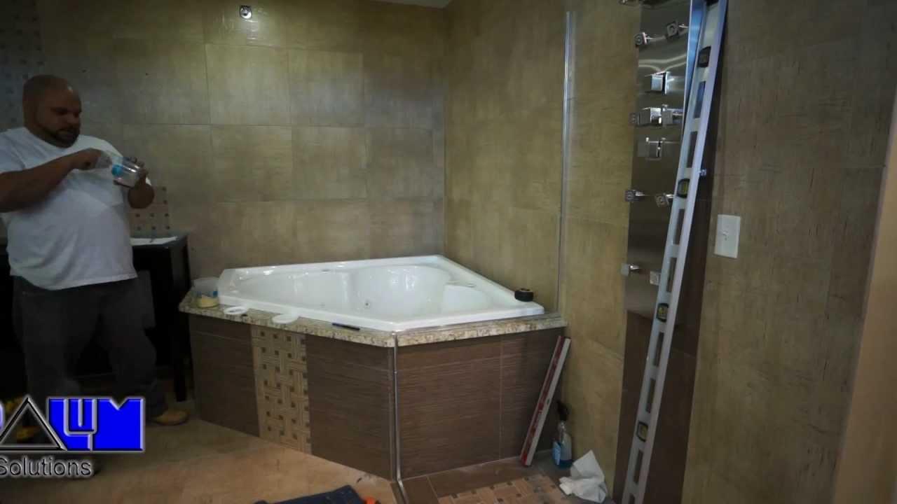 Vitralum Glass Solutions, neo angle frameless shower doors Orlando ...