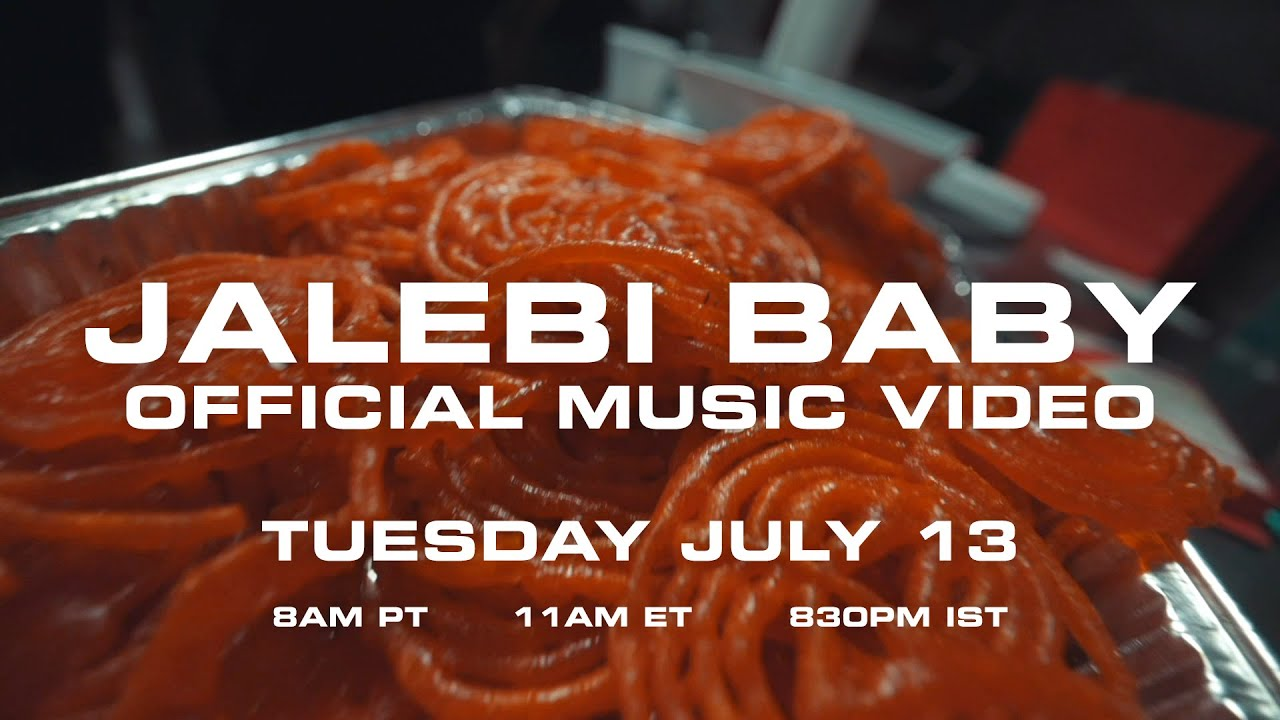Tesher x Jason Derulo - Jalebi Baby (Official Video Trailer)
