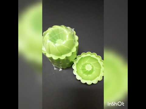 10 Pieces Plastic Mould/Acuan Kuih Best For Making Traditional Kuih