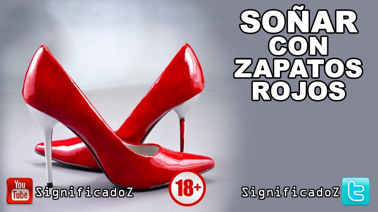 050e7128 Significado de SOÑAR CON ZAPATOS ROJOS 🔞 ¿Que Significa? - YouTube