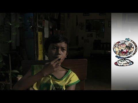 Indonesia Has A Serious Smoking Problem (2010)
