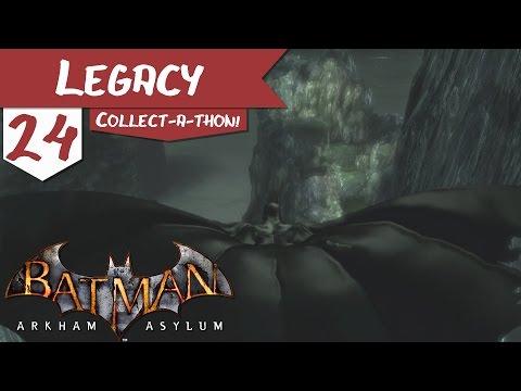"""Legacy   Batman: Arkham Asylum   24   """"The Sewers"""""""