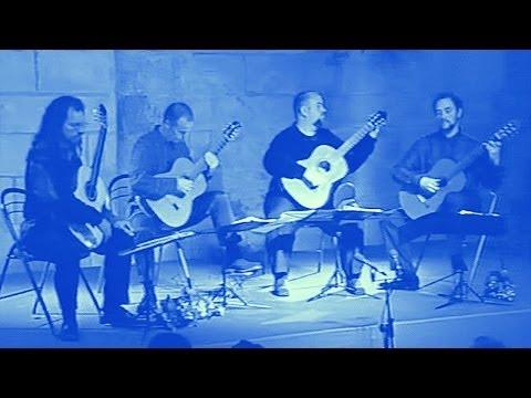 Guitare - Tarantella (Horacio Salinas) - Los Angeles Guitar Quartet