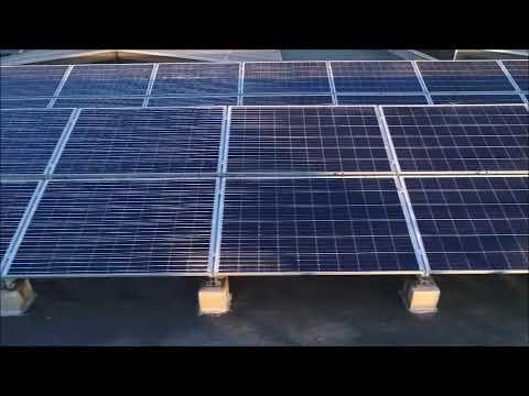 RST SOLAR+ COMMERCIAL  INSTALLATION