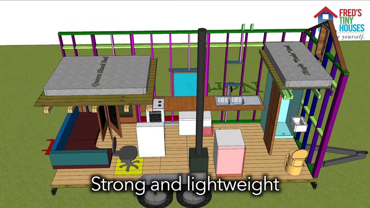Build Your Own Tiny House Workshops Across Australia