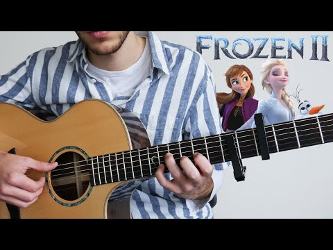 Into The Unknown - Idina Menzel - Frozen 2 (Fingerstyle Guitar Cover)