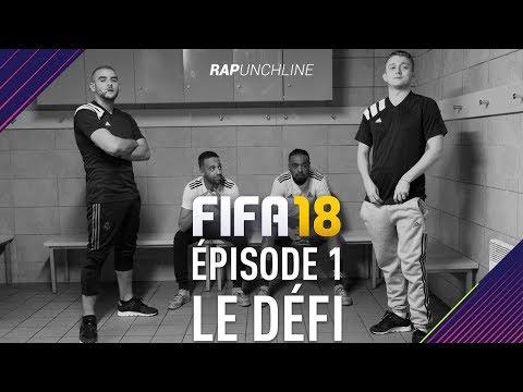 Sofiane, Alonzo, Naps & Vald - Épisode 1 : Le défi !