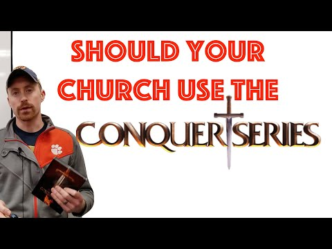The Conquer Series - Is It Right For Your Church? - Soul Fire Reviews