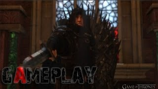 Game Of Thrones RPG Gameplay (PC/HD)