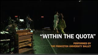 Princeton reimagines Cole Porter's immigration-focused ballet 'for everyone' thumbnail
