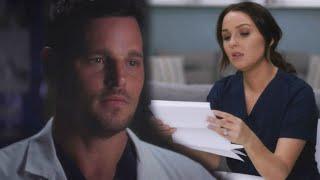 Grey's Anatomy: Alex Karev Leaves Jo For [SPOILER] in His FINAL EPISODE