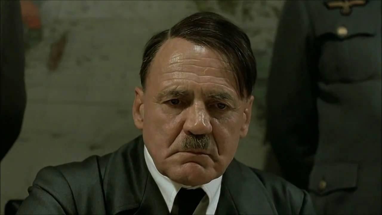 Hitler plans to buy Christmas presents