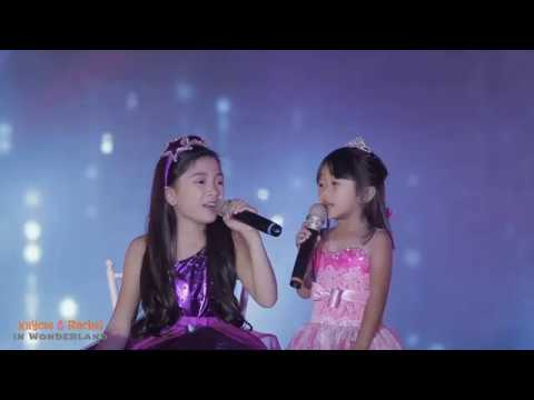 HOW FAR I'LL GO - (COVER by KAYCEE & RACHEL in WONDERLAND)