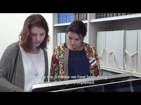 """The """"making of"""" the United Nations Office at Geneva Museum"""