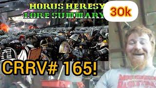 Blind reaction : Horus Rising part 2!