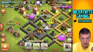 nickatnyte s Clash of Clans Beginner Let s Play TH5 Getting There!