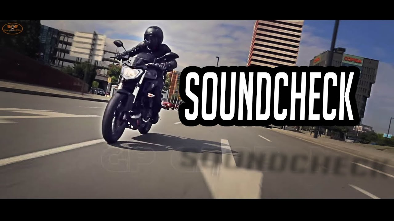 yamaha mt 125 radical racing gp carbon i soundcheck youtube. Black Bedroom Furniture Sets. Home Design Ideas