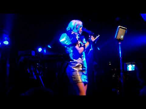 Little Boots - Meddle Live! @ Independent SF 09