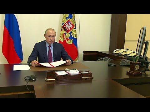 Совещание с постоянными участниками Совета безопасности провел в Ново-Огареве Владимир Путин.
