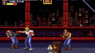 Streets of Rage 2 Playthrough - Axel Hardest Mode