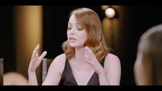 Эмма Стоун: «Комедия спасла меня в детстве» СУБТИТРЫ